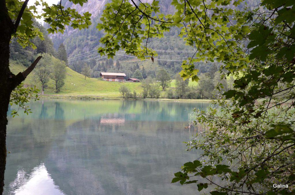 озера Кламзее