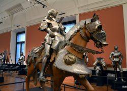 Музей Новый замок в Венком дворце Хофбурге
