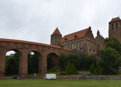 Панорама замка Квидзын