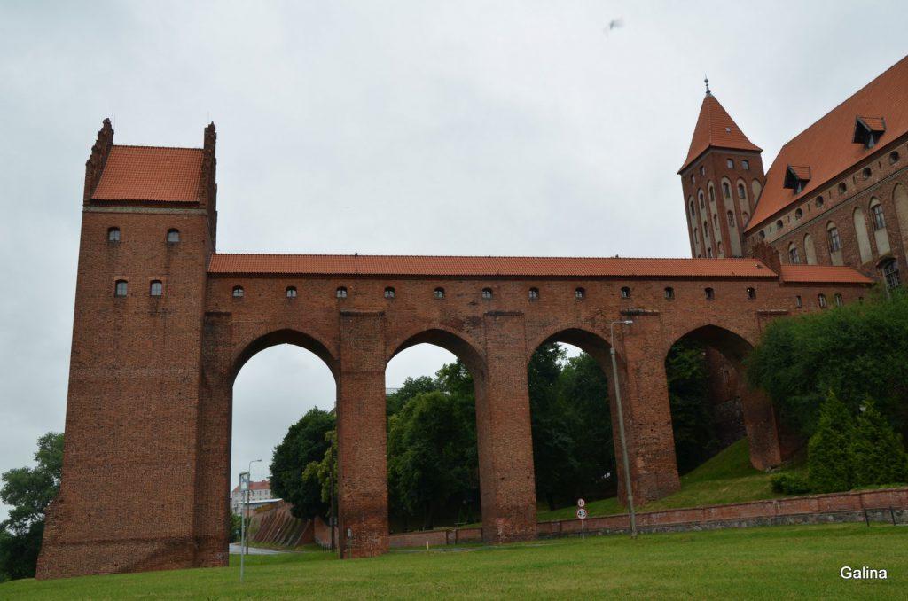 Замок Квидзн, башня Гданиско