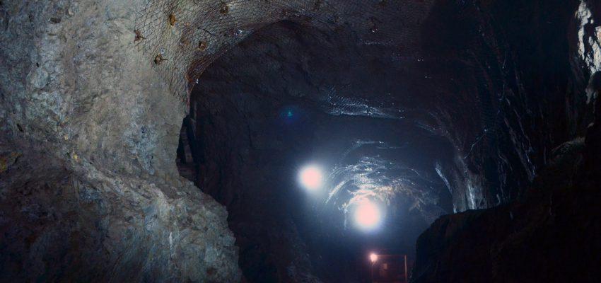 Пещеры в Осовке