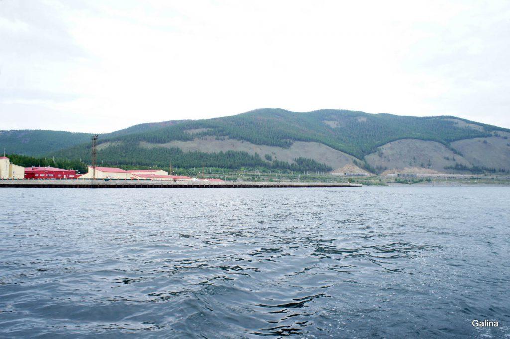 По Байкалу на Катере