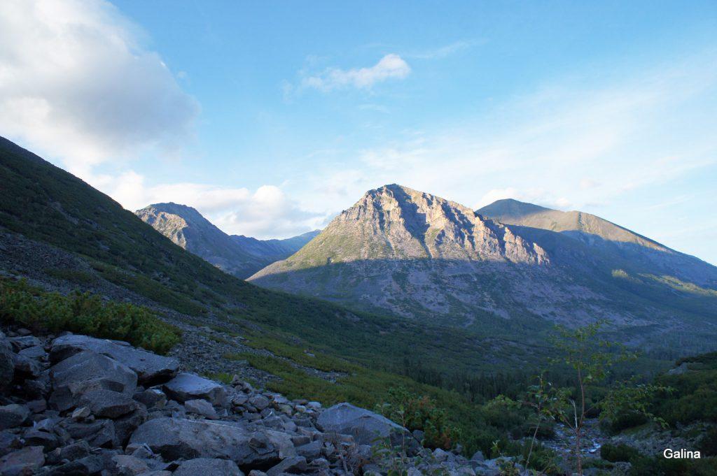 Поход по Байкальскому хребту