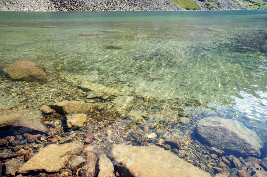 Озеро Гитара