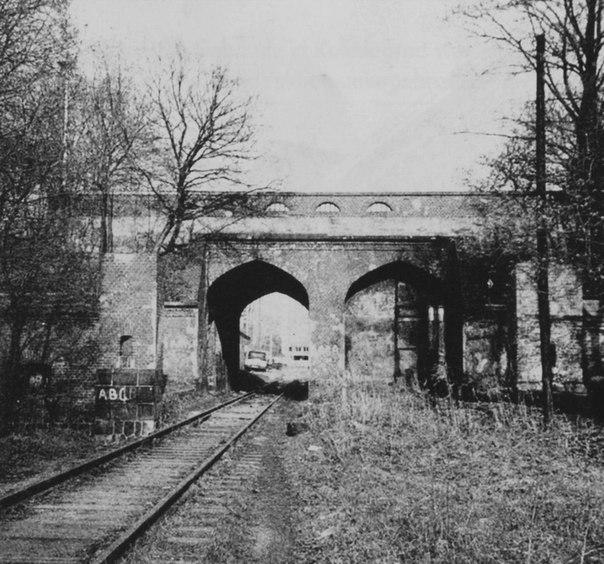 Железнодорожные ворота Калининграда