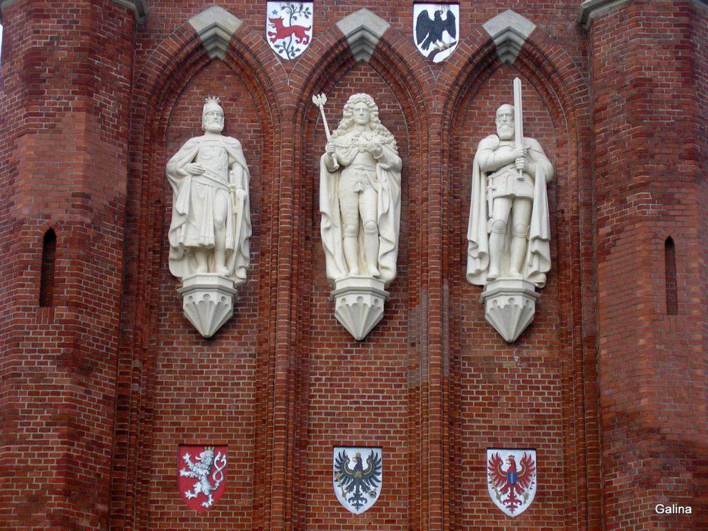 Королевские ворота Калининграда