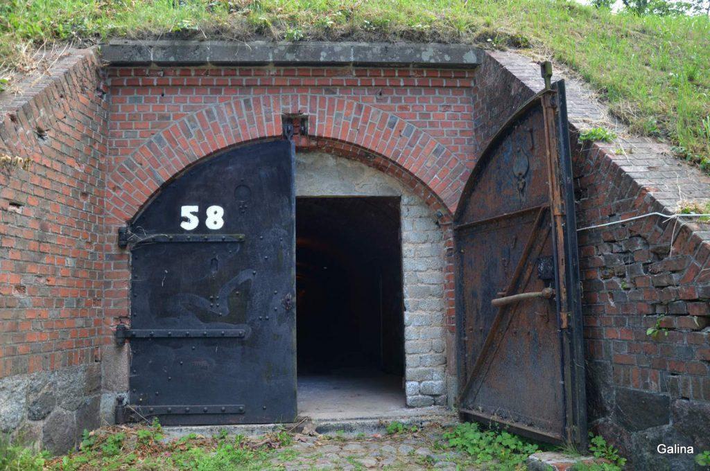 Оборонительный форт 11 Денхофф