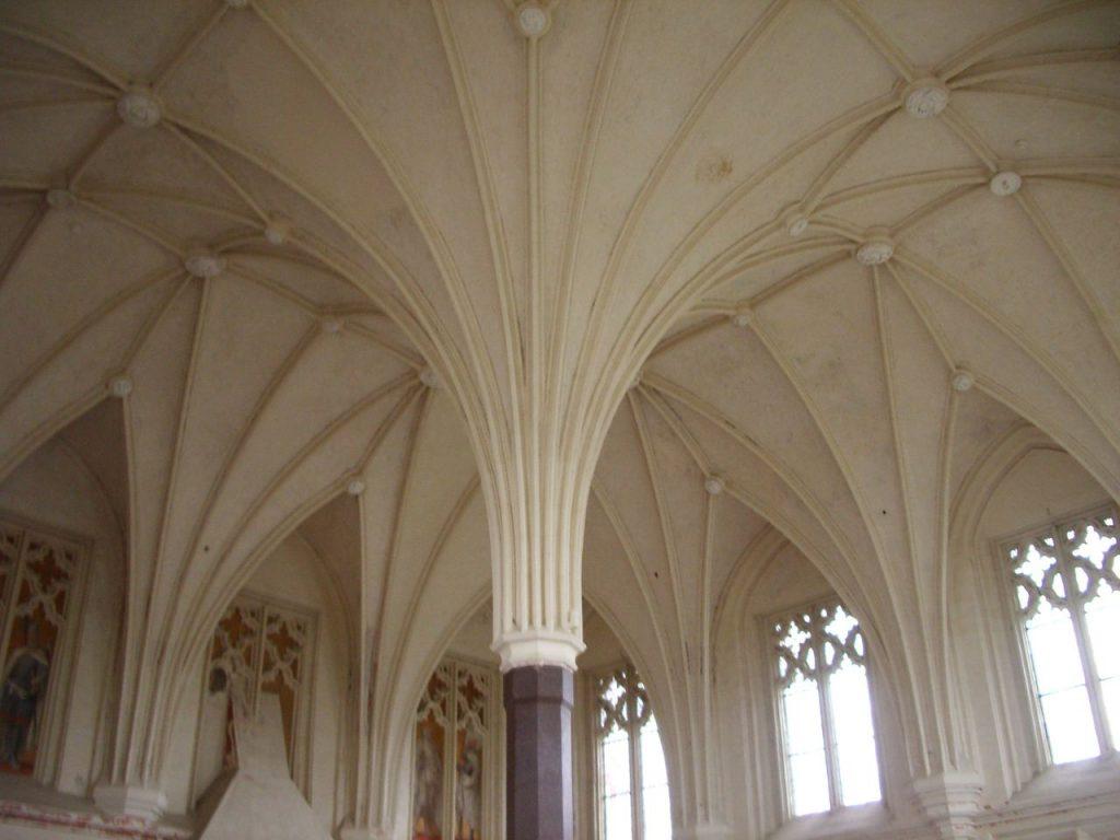 Замок Мальборк, внутри