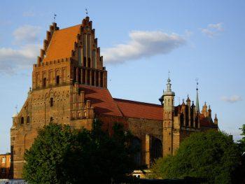 Костел Петра и Павла, город Гданьск