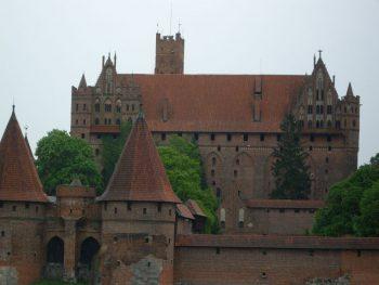 Замок Мальборк, вокруг замка