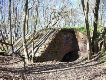 Оборонительный форт 3