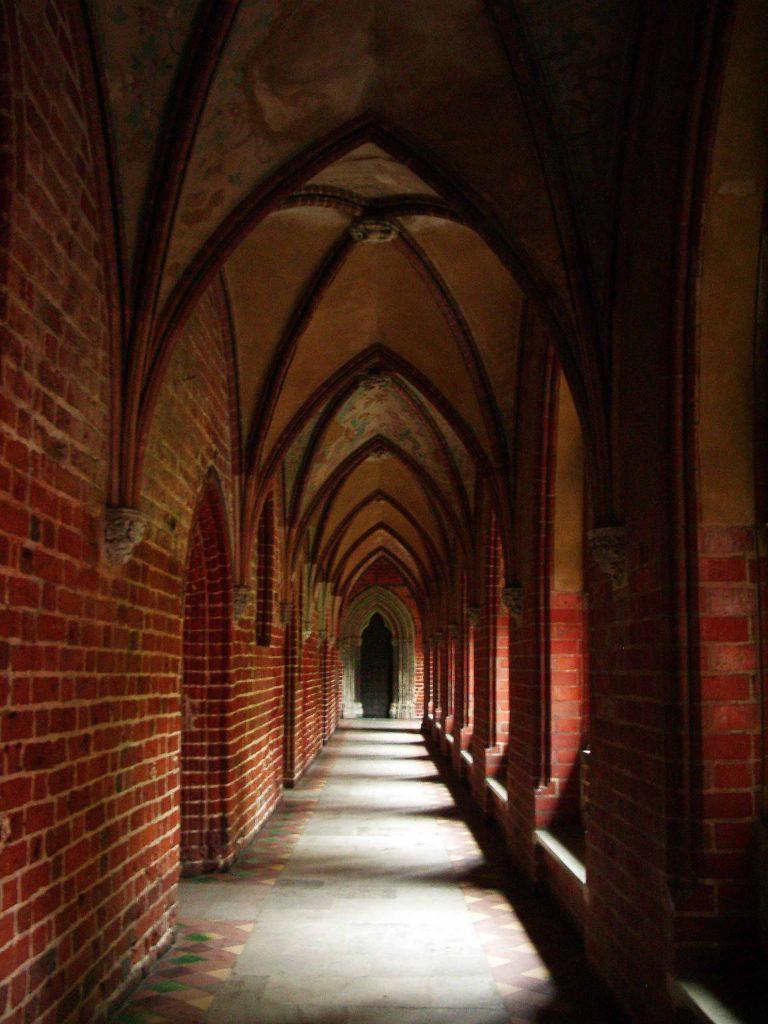 Замок Мальборк, галереи высокого замка