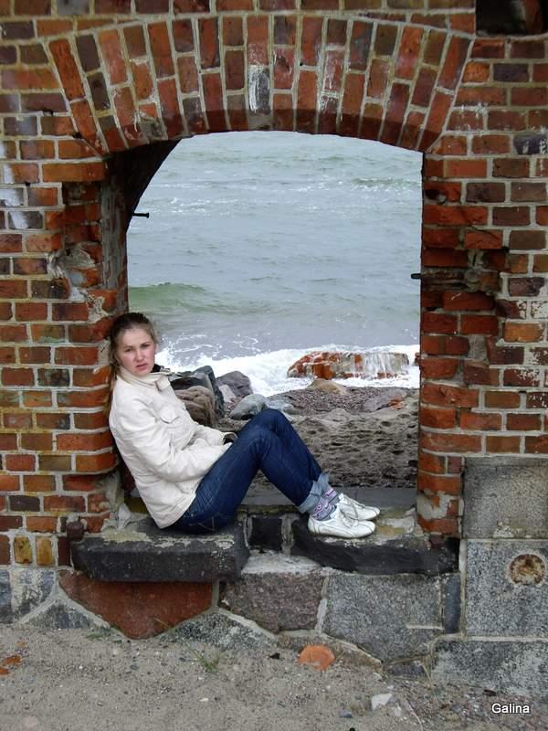Балтийская коса, Западный форт