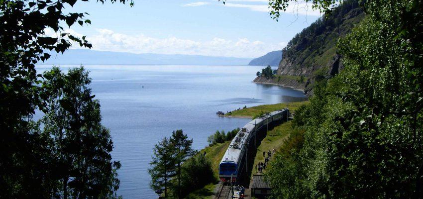 Круго-Байкальская Железная дорога