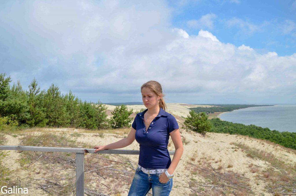 Маршрут на озеро Лебедь и Дюну Сыпучую