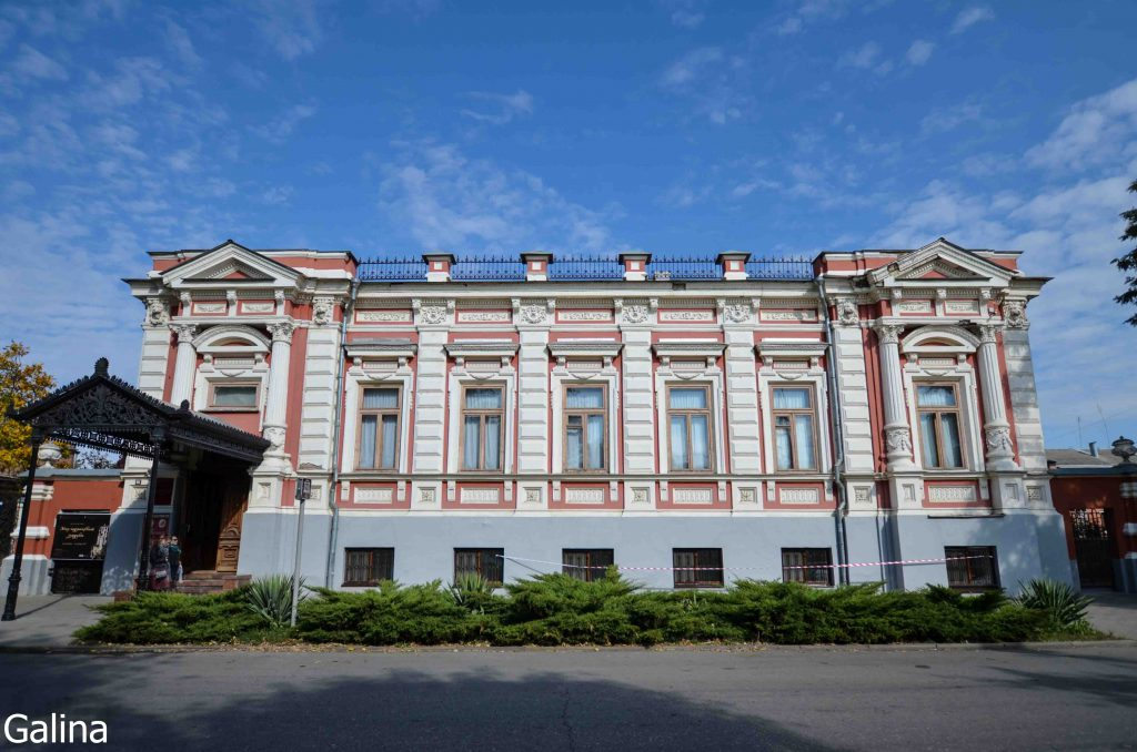 Художественная галерея Таганрога