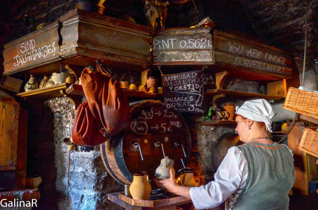 Кафе 3 Дракон Таллин