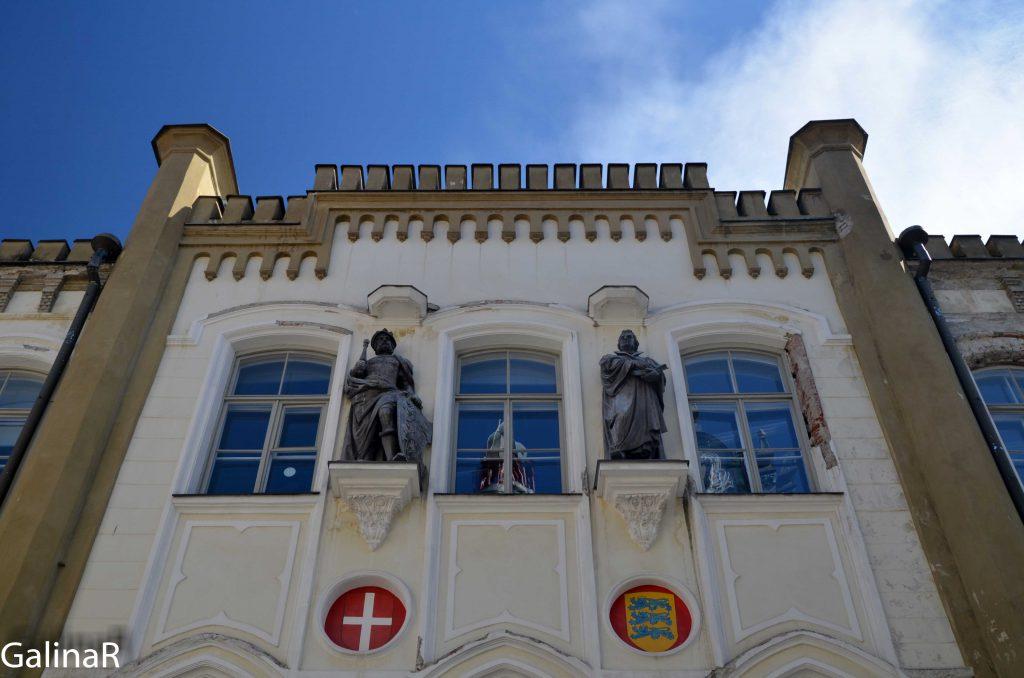 Таллин центр города