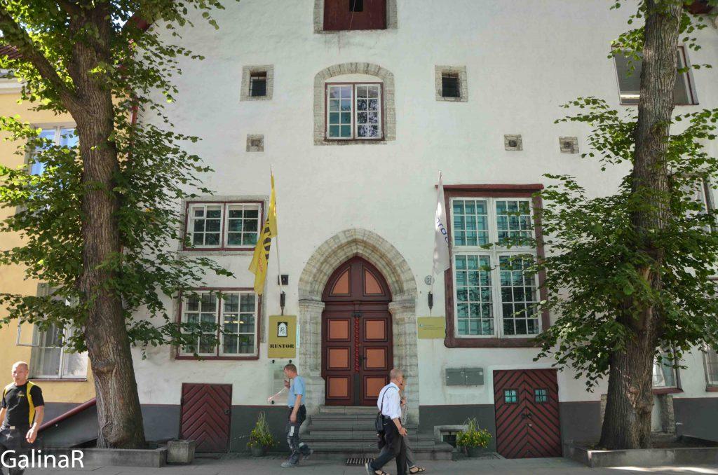Дом мера Таллина