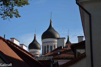 Православный собор в Таллине