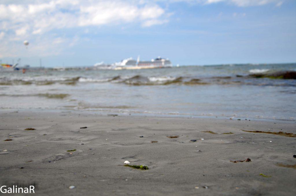 Пляж Таллина