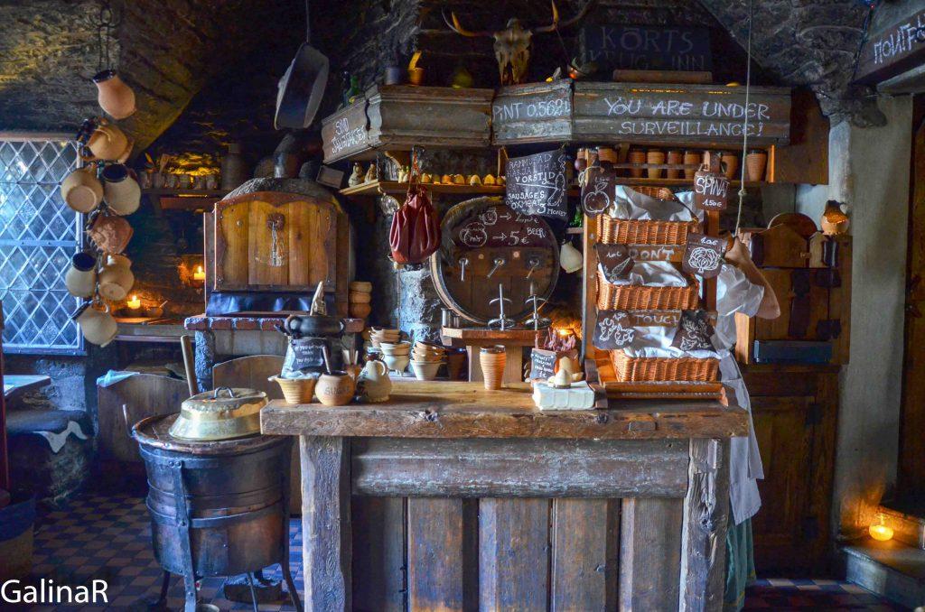 Кафе 3 Дракона Таллин