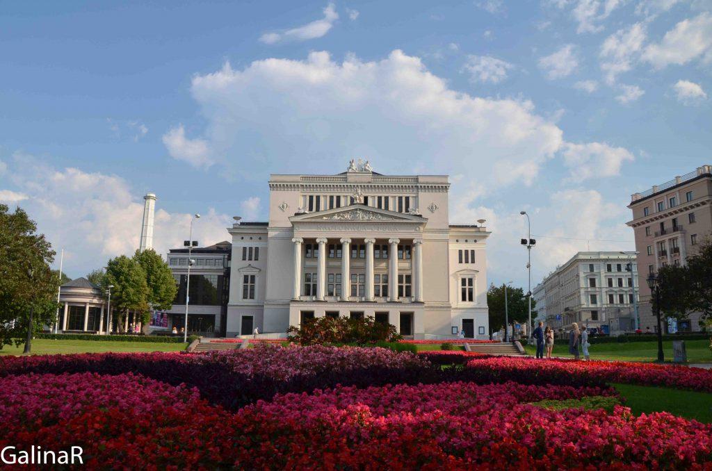 Национальная опера в Риге