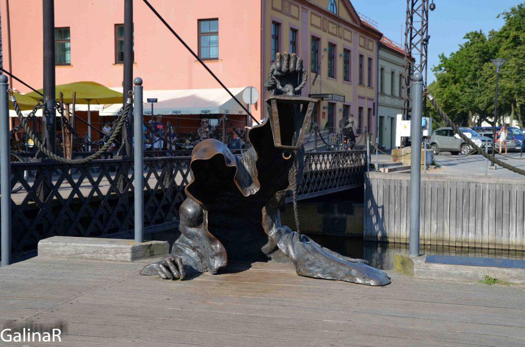 Клайпеда историческая часть