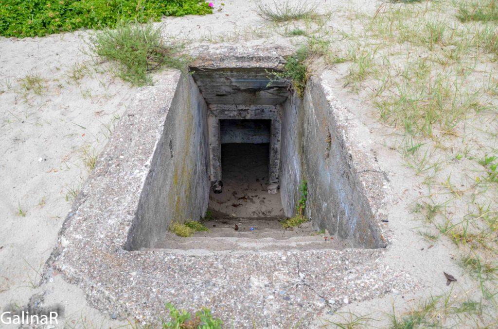 Подземная патерна батареи Нойтиф