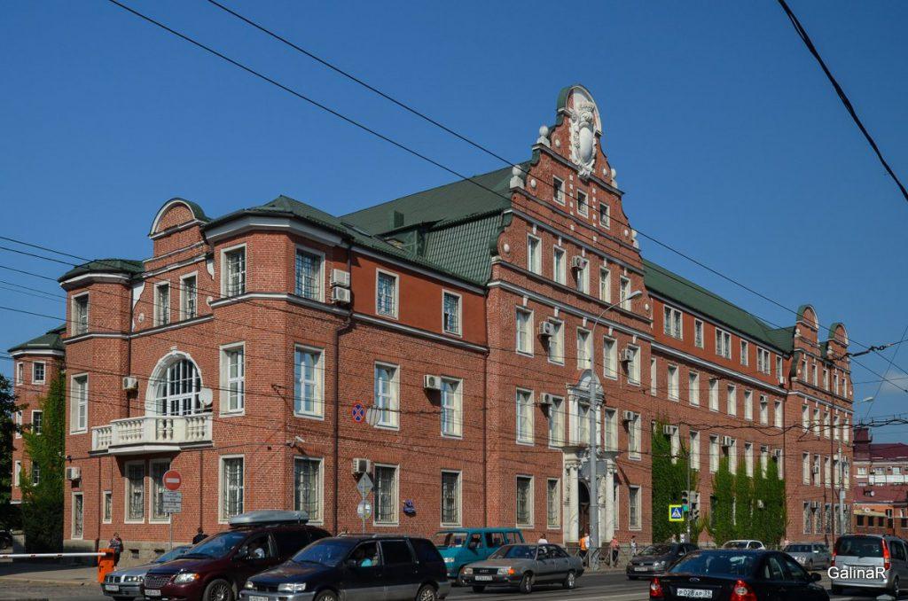 Здание ФСБ в Калининграде
