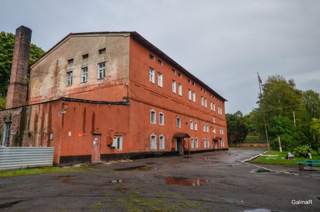 Казарма форта Пиллау