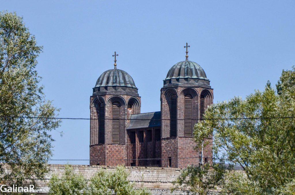 Купола Крестовоздвиженского собора или Кройцкирхи