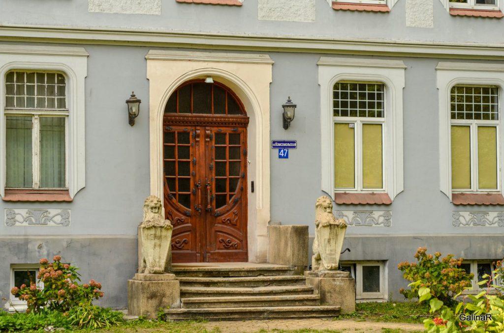 Вилла по адресу Комсомольская, 47