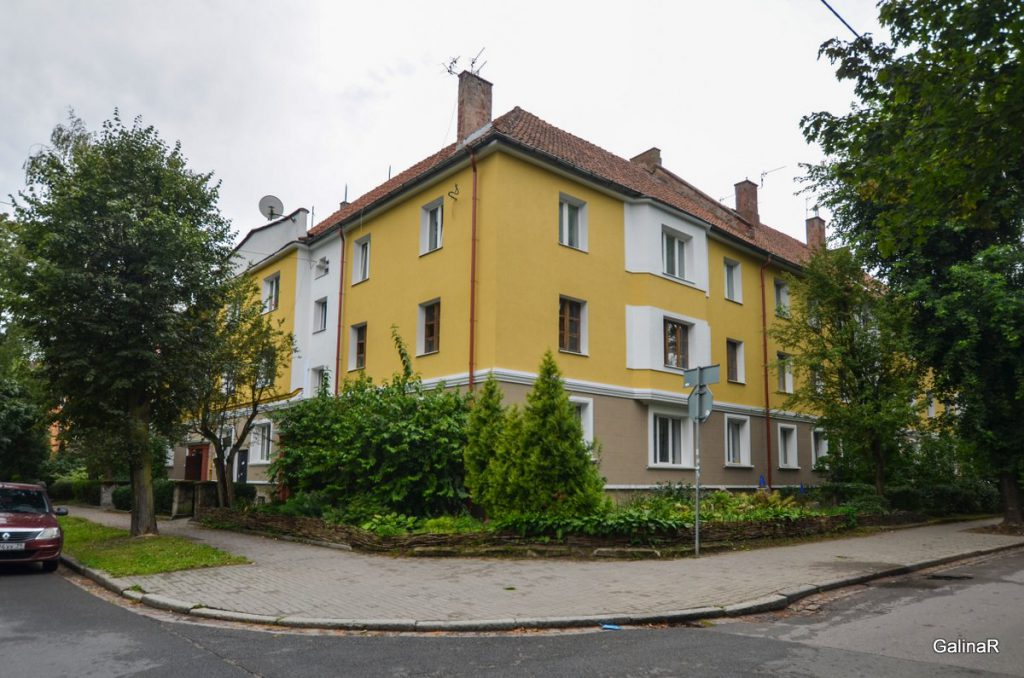 Район Хуфен в Калининграде