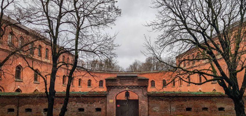 Бастион Грольман, ворота