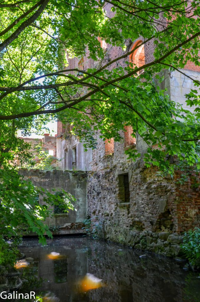 Старая мельница в Гердауэн - Железнодорожный