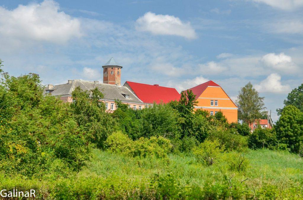 Панорама школы в Железнодорожном – Гердауэн
