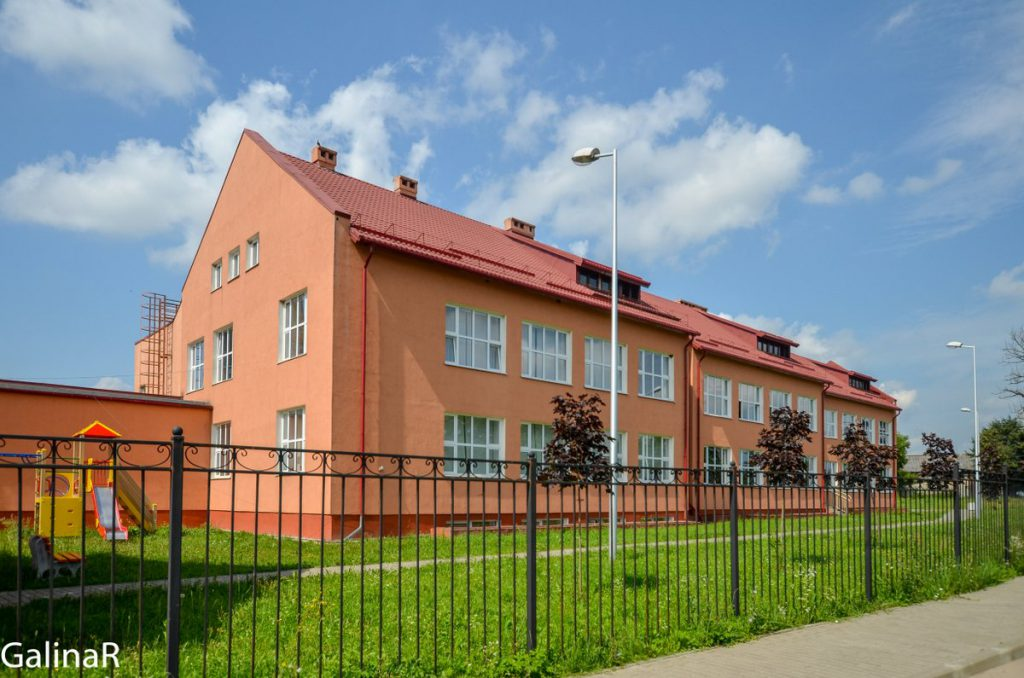 Новый корпус школы в Железнодорожном – Гердауэн