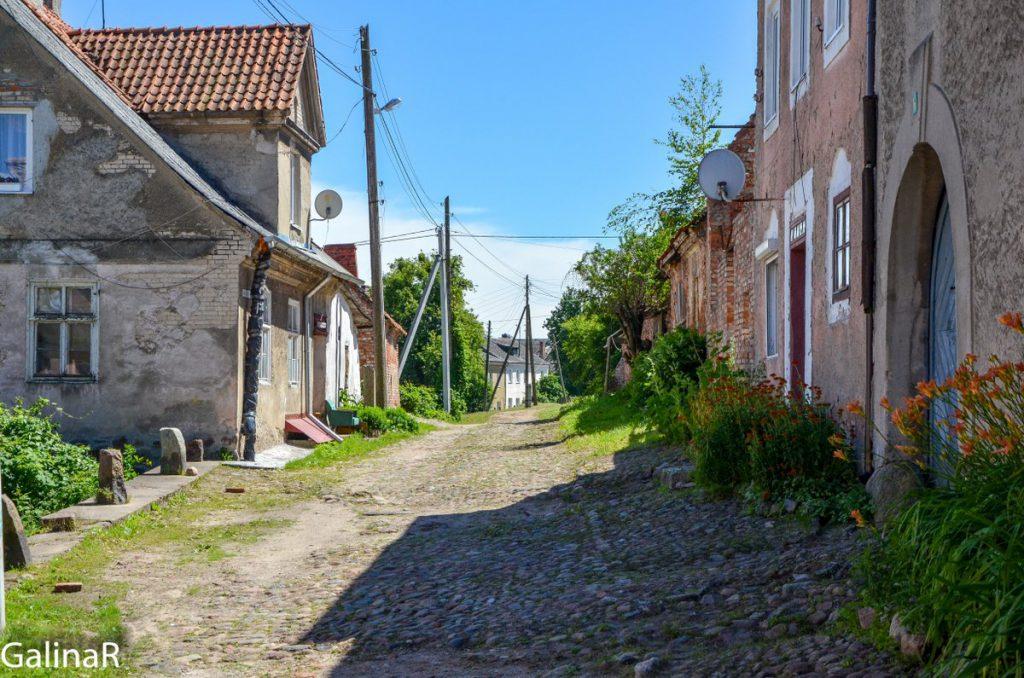 Средневековые улочки Гердауэн - Железнодорожный