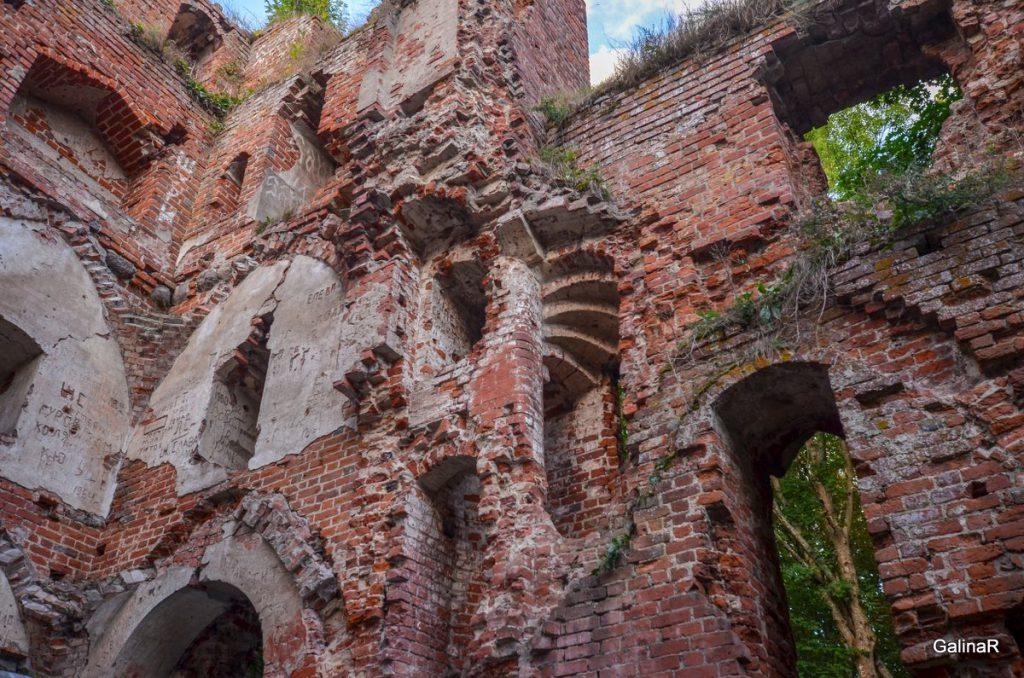 Форбург замка Бальга