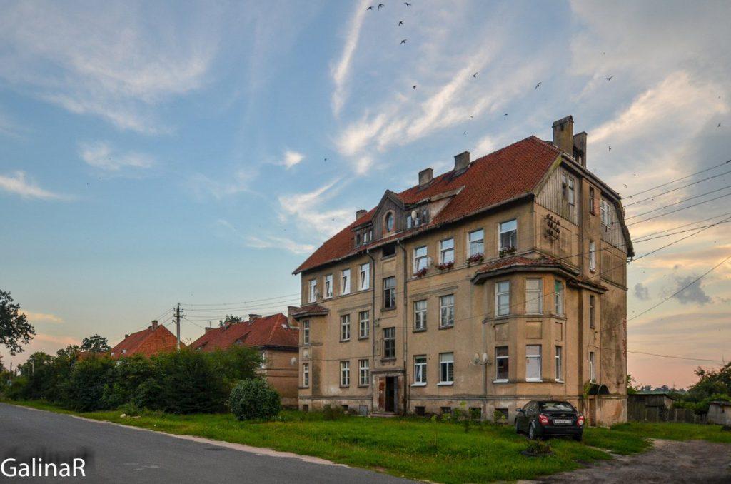 Самый высокий жилой дом в Железнодорожном Гердауэн
