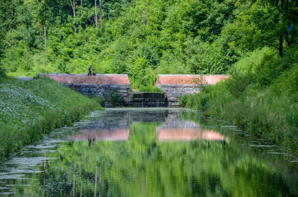 Ручей Крепостной