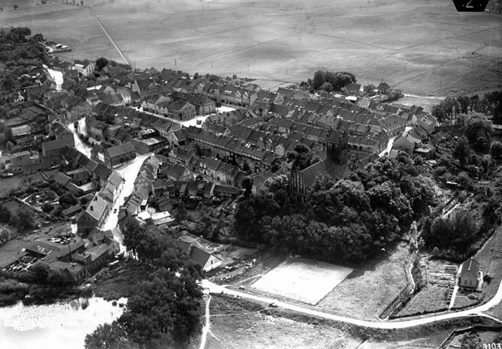 Железнодорожный Гердауэн, фото до войны