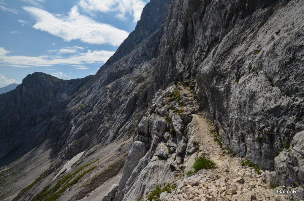 Горные тропы к Альпшпитце