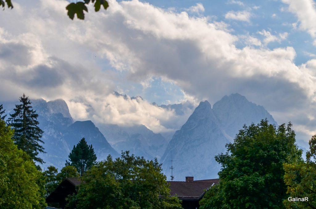Самые высокие горы Германии