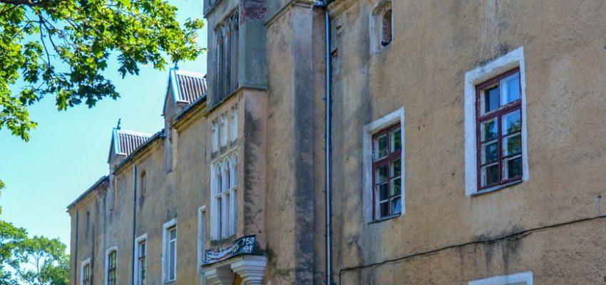 Замок Вальдау южной флигель