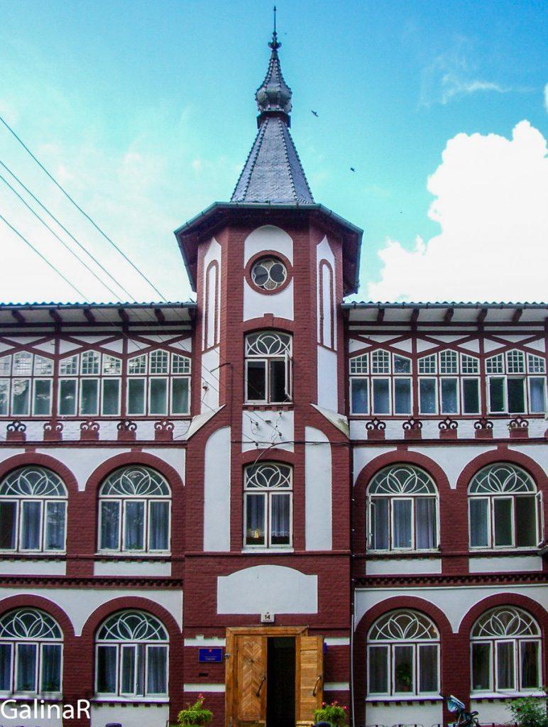Корпуса санатория Светлогорск