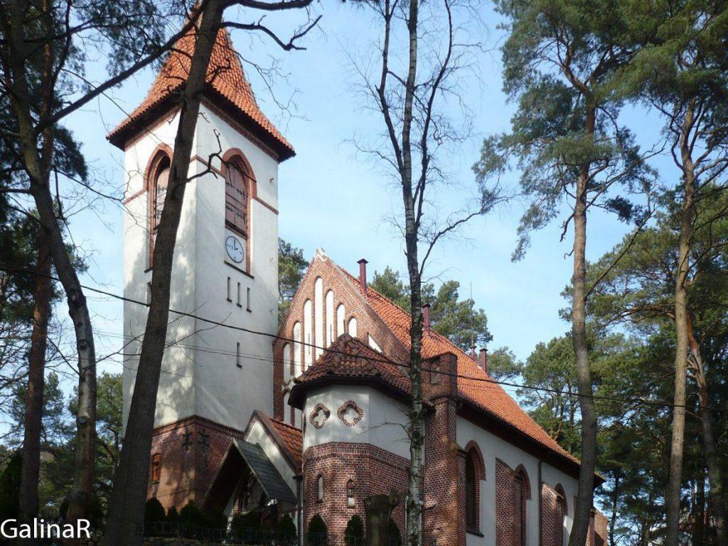 Православный храм во имя Серафима Саровского в Светлогорске