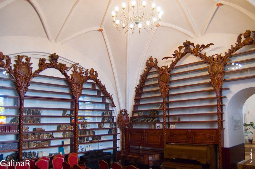 Валленродская библиотека в Кафедральном соборе