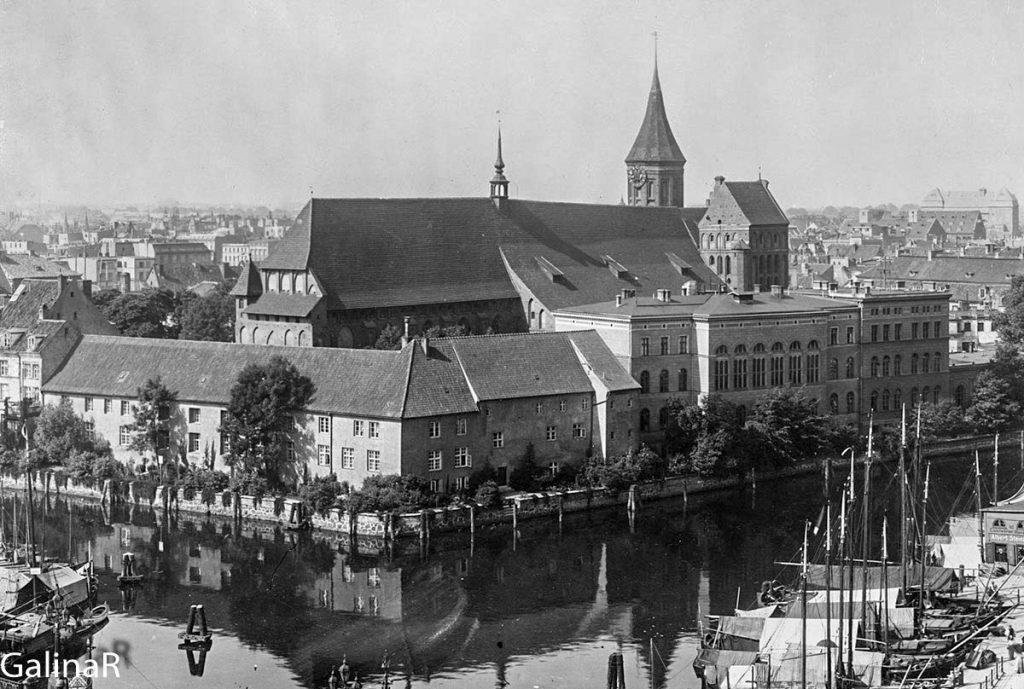 Кафедральный собор довоенные фото